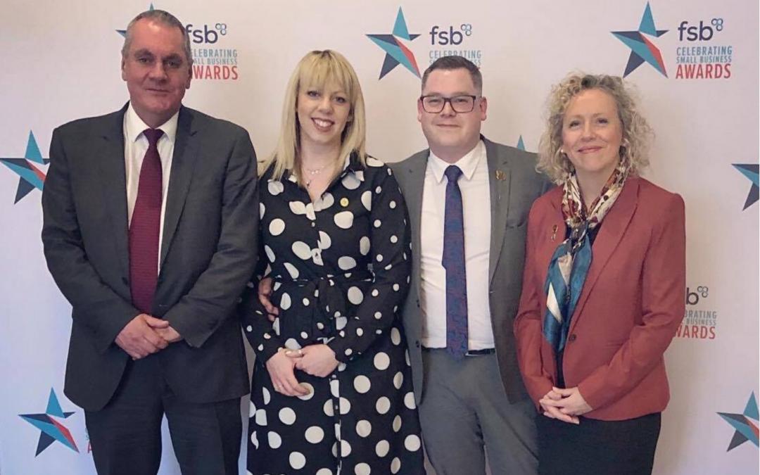 Chamber Member highly commended at FSB Awards