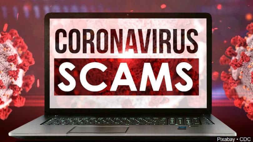 Advice On Avoiding Covid 19 Scams And Fraud Herefordshire Worcestershire Chamber Of Commerce