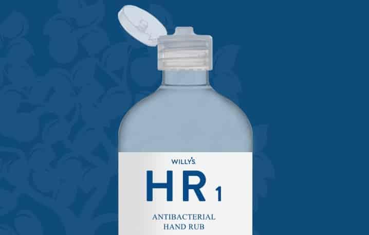 HR1 Hand Sanitiser