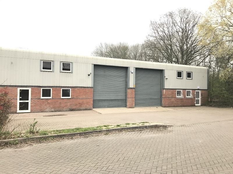 GJS Dillon helps two companies relocate to Bromsgrove