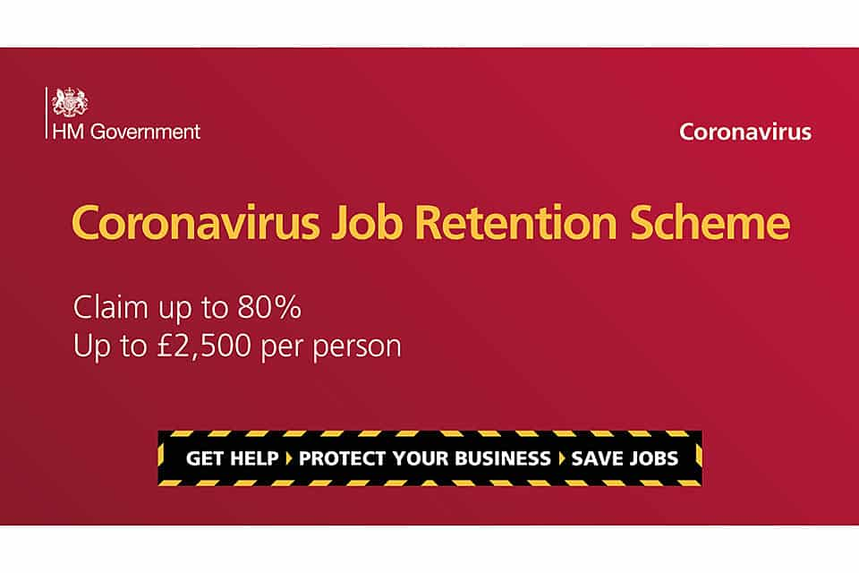 Businesses encouraged to apply as Job Retention Scheme goes live
