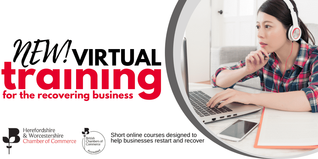 Restart and recover with Chamber's NEW virtual training