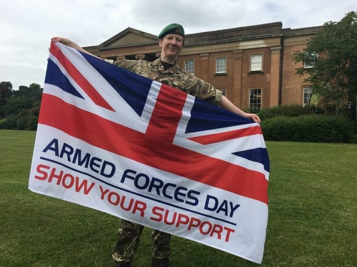 Supporting Armed Forces Week 2020