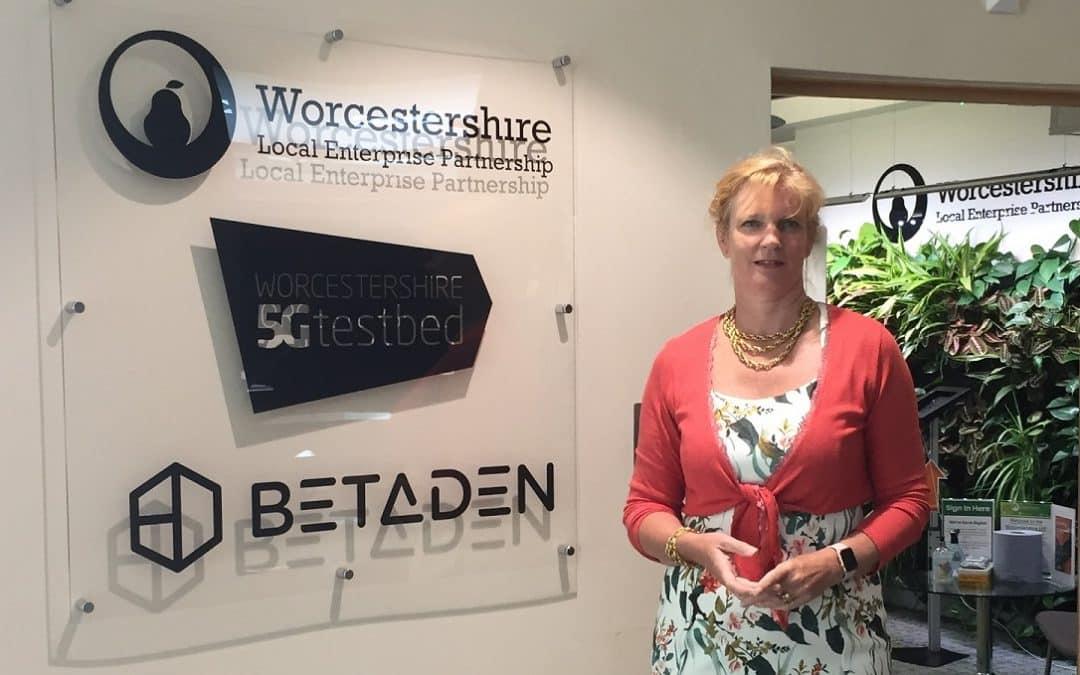 Gill Hutchinson From Aardvark Marketing Appointed Betaden Mentor