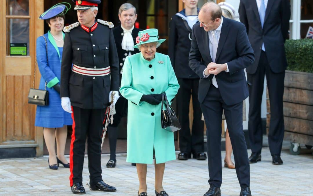 HM The Queen praises Chambers' contribution to business communities during Coronavirus as more firms reopen