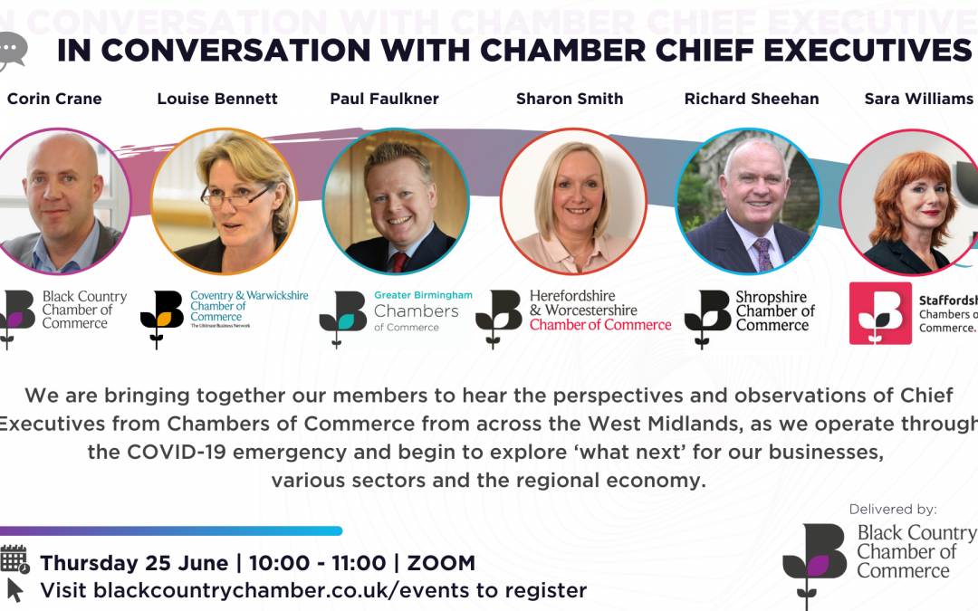 Webinar: In conversation with the Chamber Chief Executives