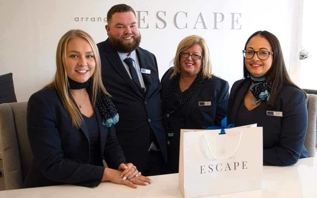 arrangeMY Escape Worcester named as Midlands Best Travel Agent
