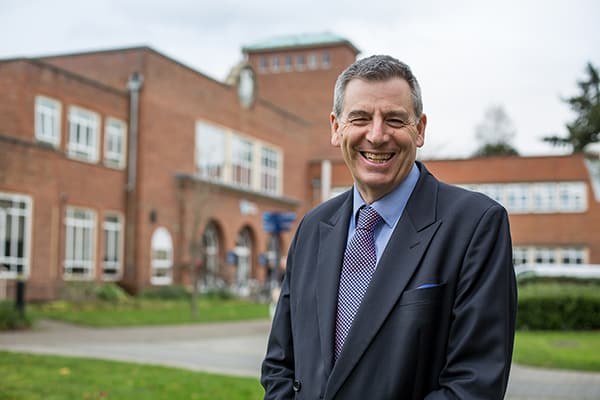 University of Worcester Welcomes Prime Minister's Visit to Region