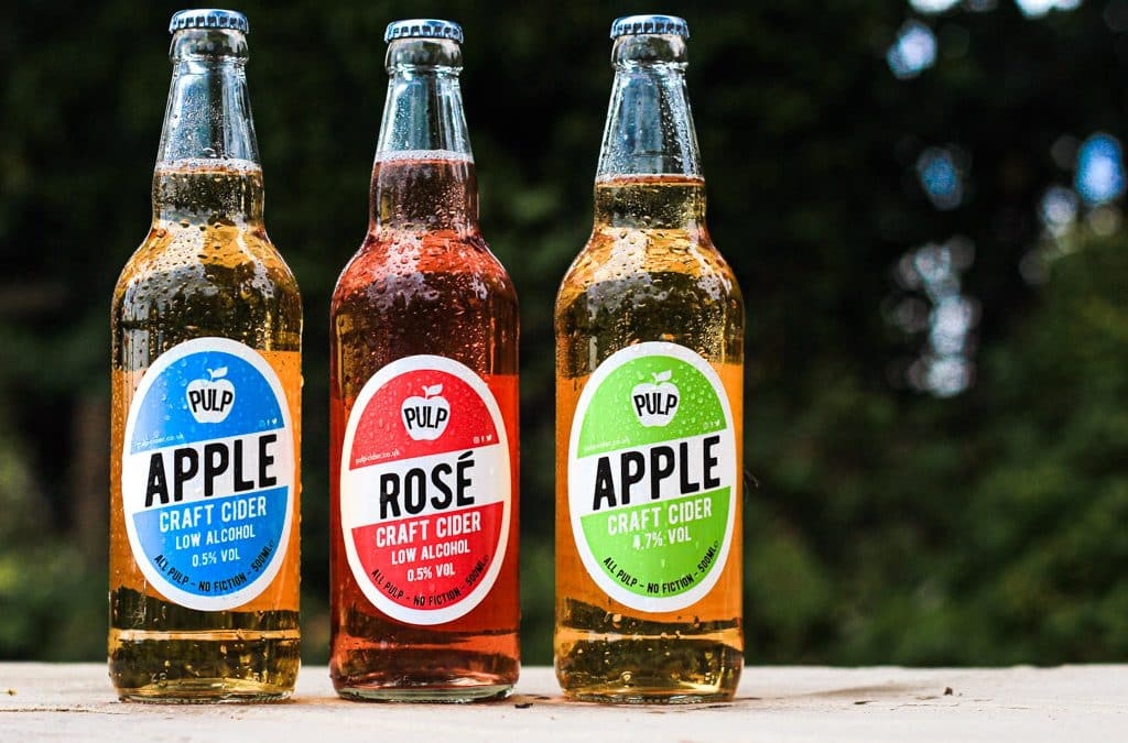 Celtic Marches Beverages Ltd Launch New Product Range