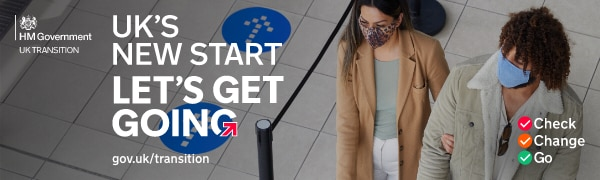 Get your business prepared with Governments 'Let's Get Going' campaign