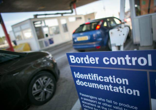 Government accelerates border planning for the end of the Transition Period