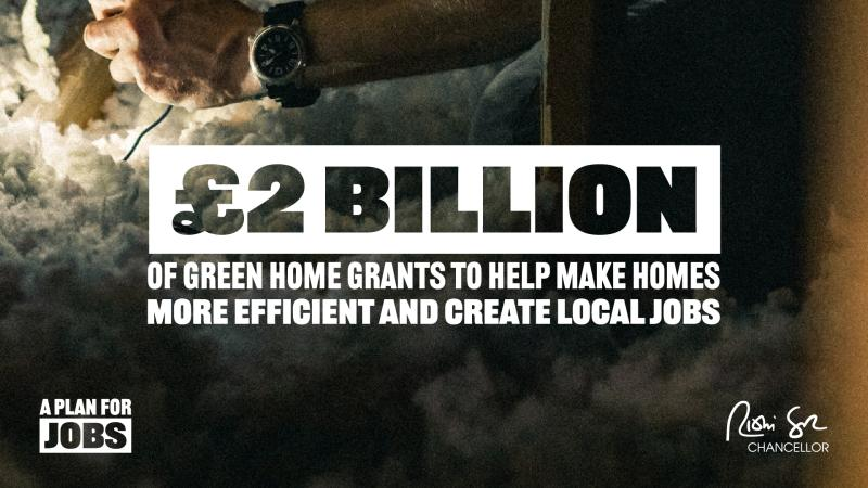 Quality assurance at heart of new £2 billion green homes grants