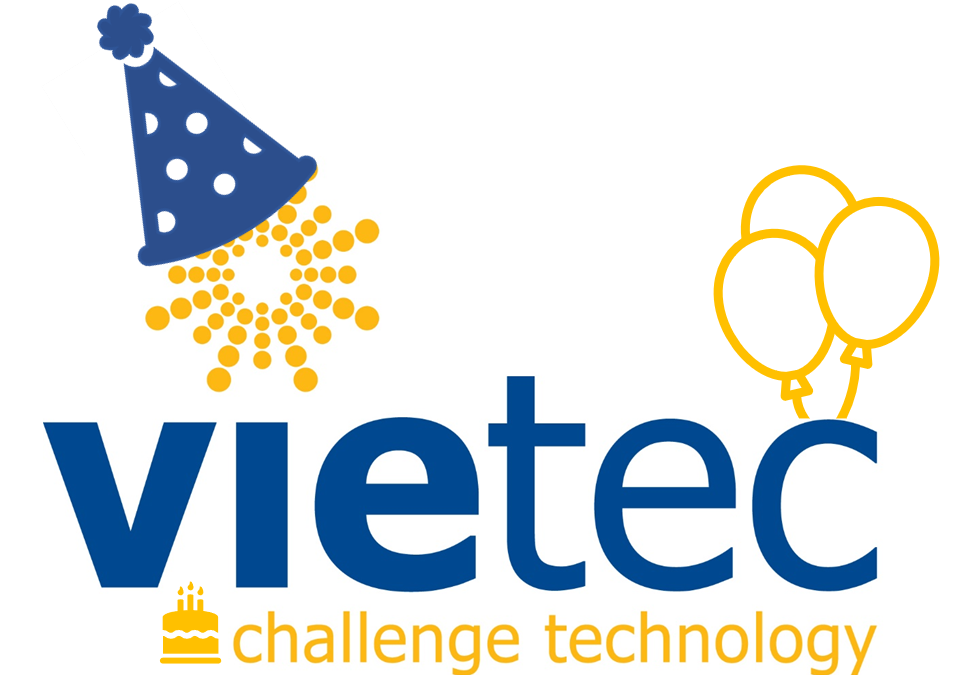 Vietec Celebrates Its 15th Birthday And What An Incredible Journey It Has Been!