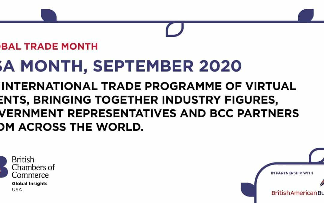 Global Trade Focus Programme – USA Month
