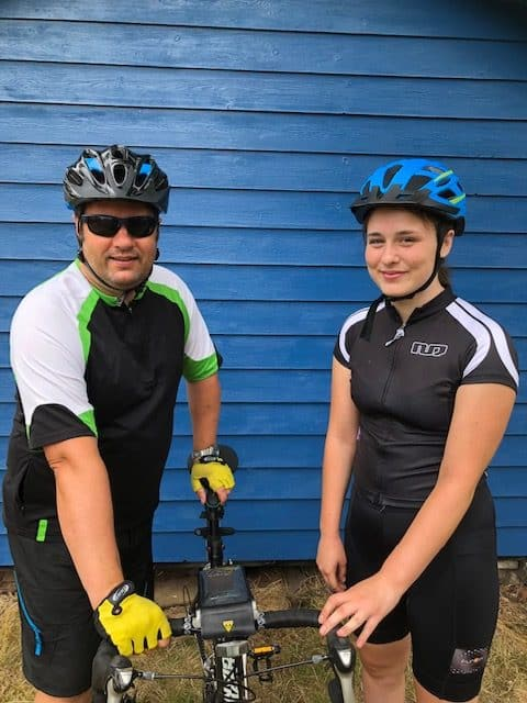 Lawyer's Charity Cycle Ride In Memory Of Admired Newsreader Brother