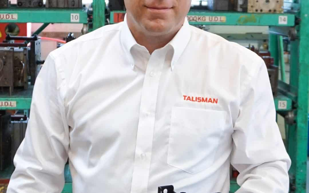 Talisman Plastics appoints new technical sales manager