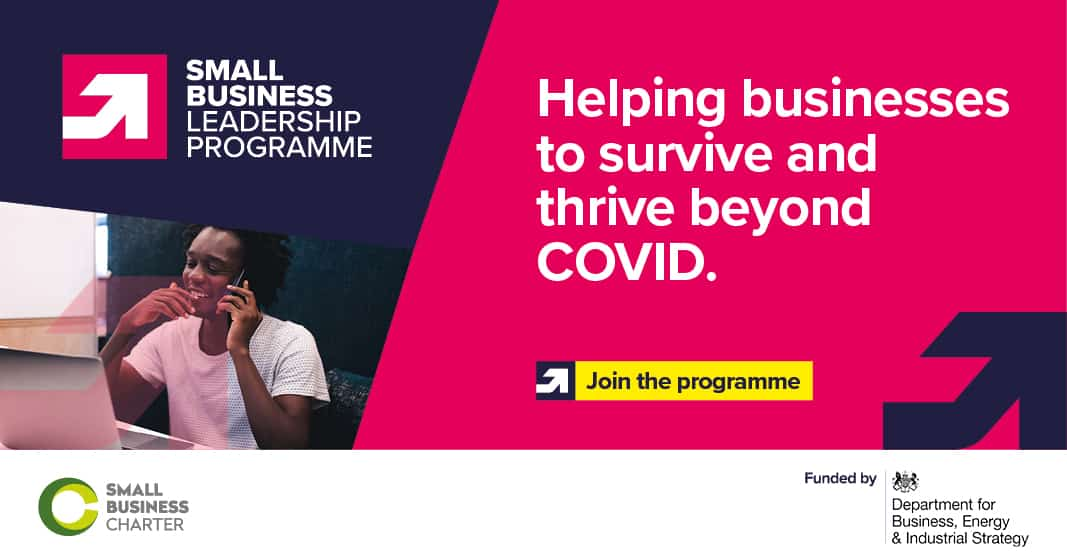The Small Business Leadership Programme – Funded places available