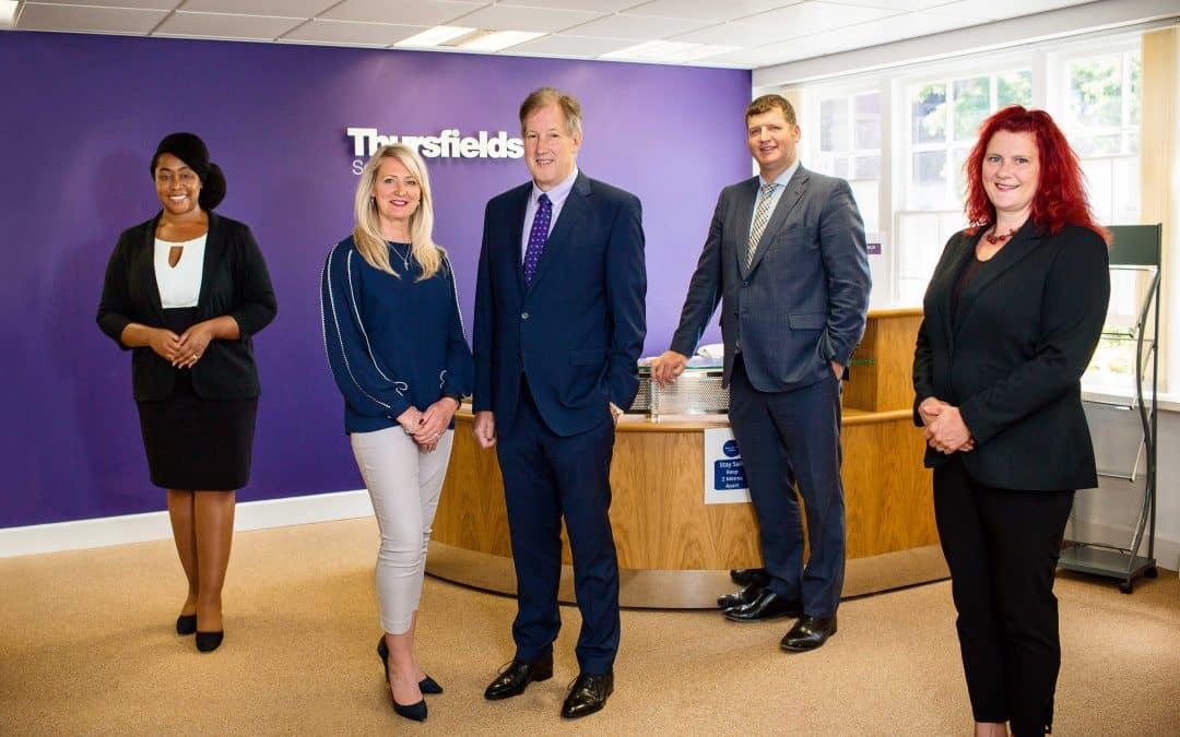 Thursfields unveils new leadership team