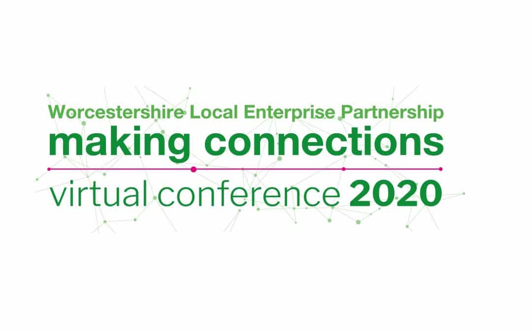 Worcestershire LEP conference goes digital this October
