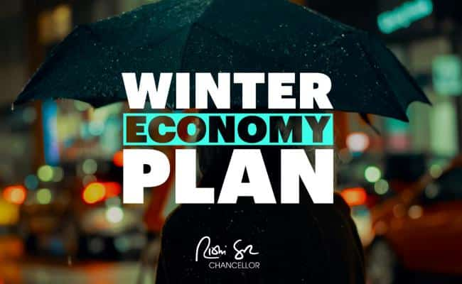 BREAKING: Winter Economy Plan Revealed