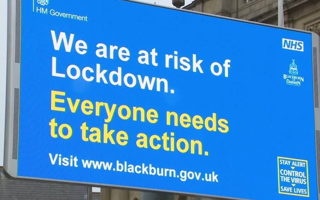 New grants for businesses affected by local lockdowns