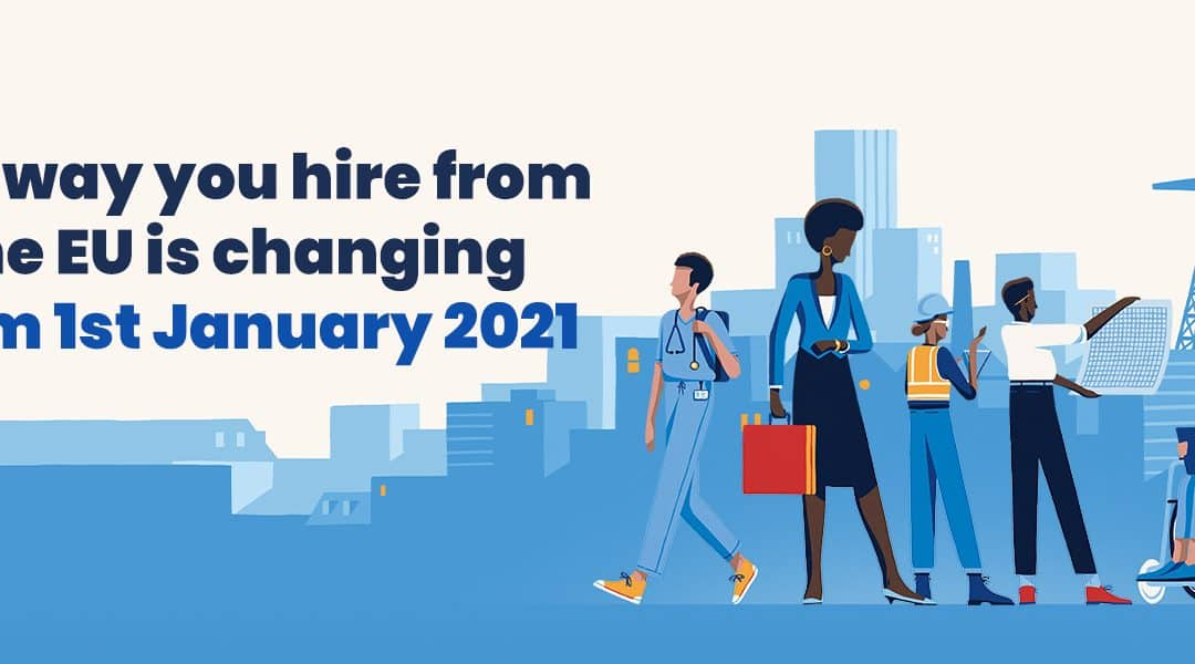 Hiring from the EU in 2021?