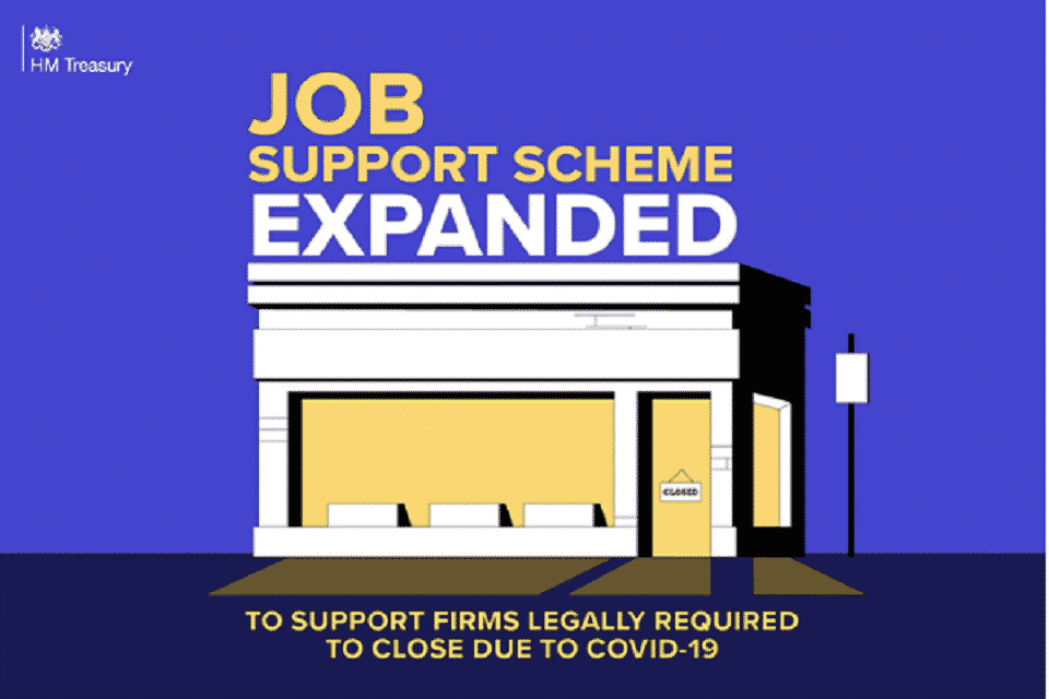 Job Support Scheme begins 1 November 2020