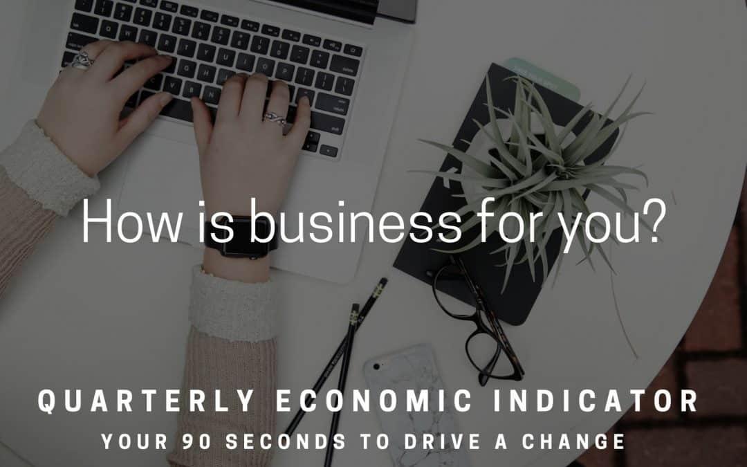 Chamber Q4 Economic Indicator now open
