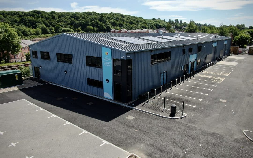 New Engineering training centre complete in Worcestershire