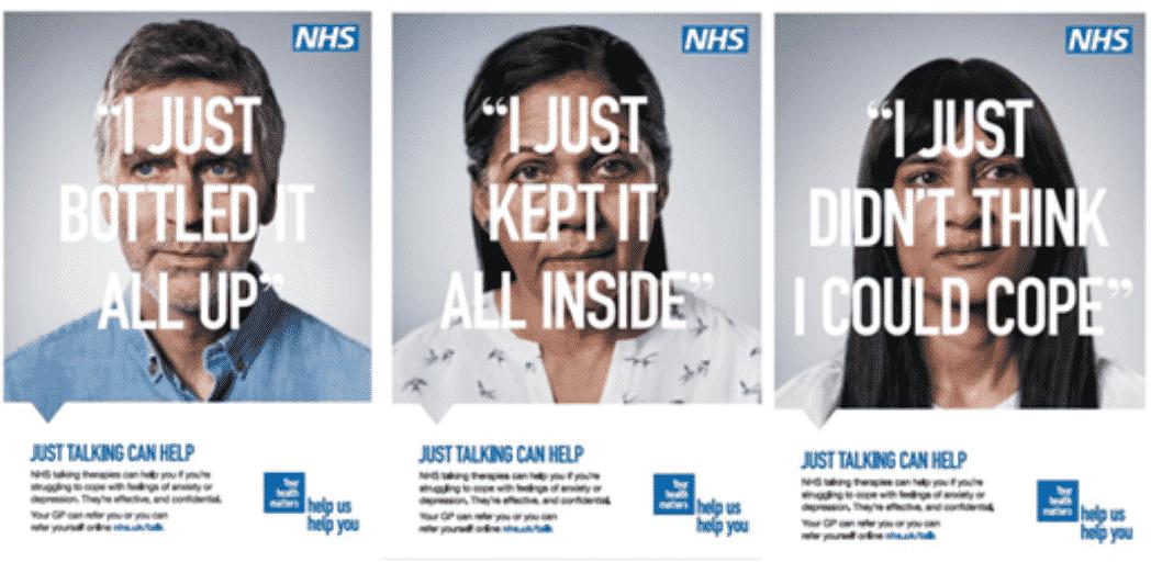 Help Us Help You NHS campaign