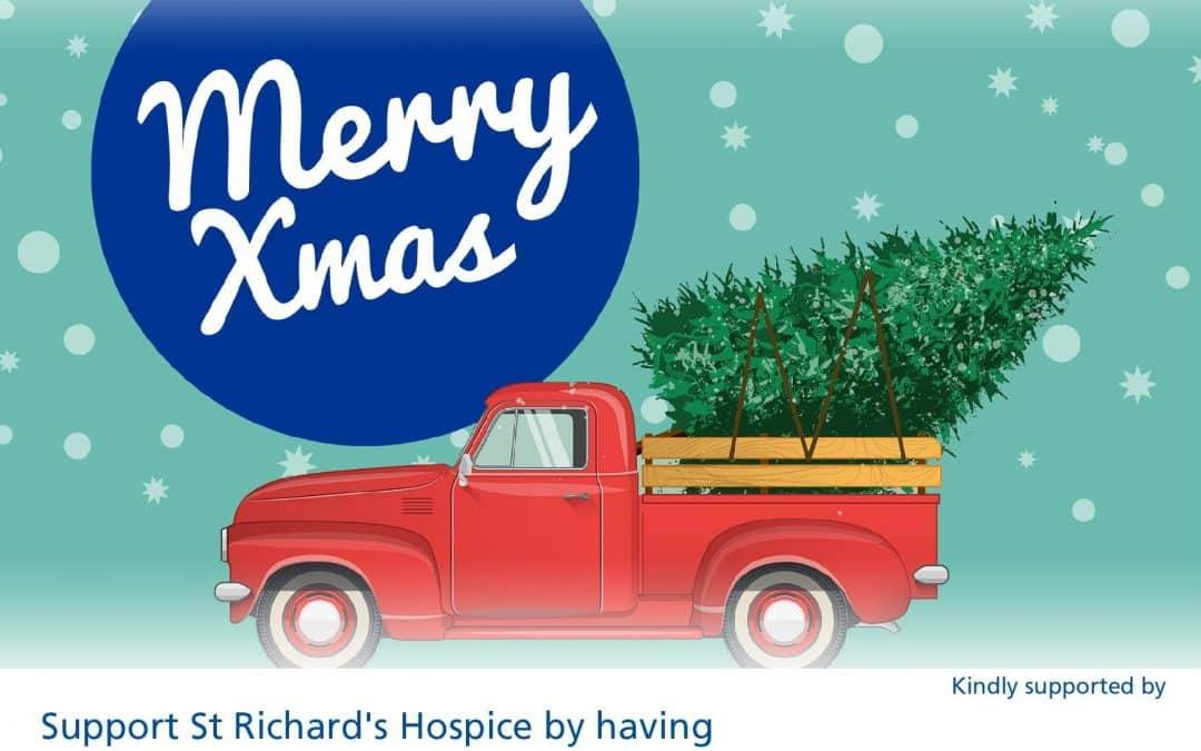 St. Richard Hospice Christmas Tree Collection January 2021
