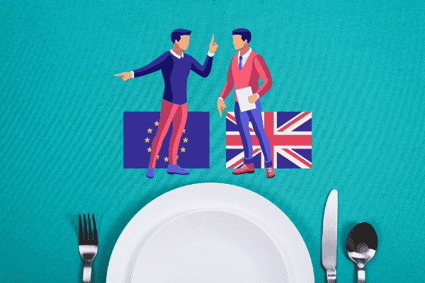 Dinner for two – EU exit talks down to the wire as PM travels to Brussels