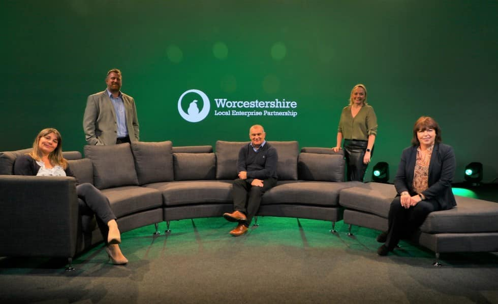 Thousands join first ever Worcestershire LEP Virtual Conference