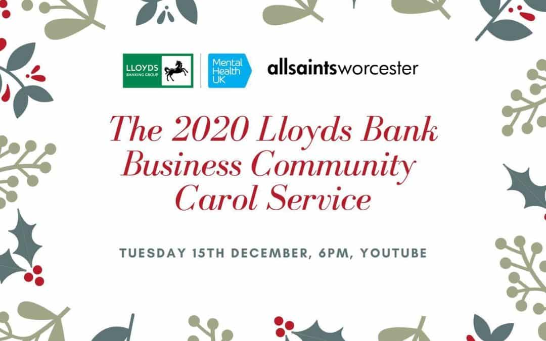 The 2020 Business Community Carol Service – You're invited!