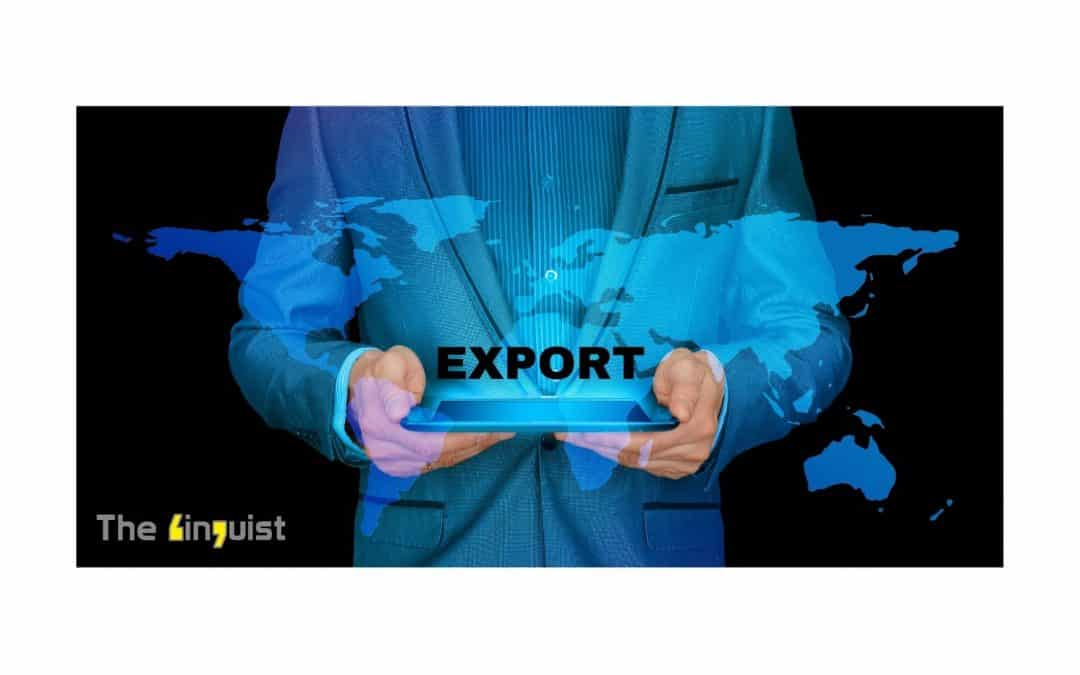 Language For Export