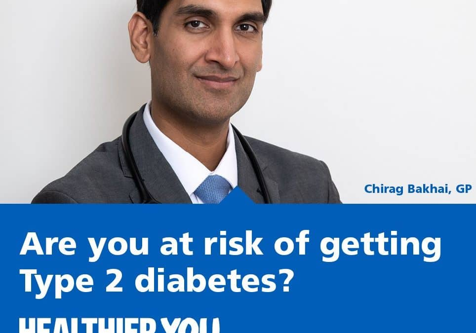 Residents at risk of Type 2 Diabetes encouraged to access free support