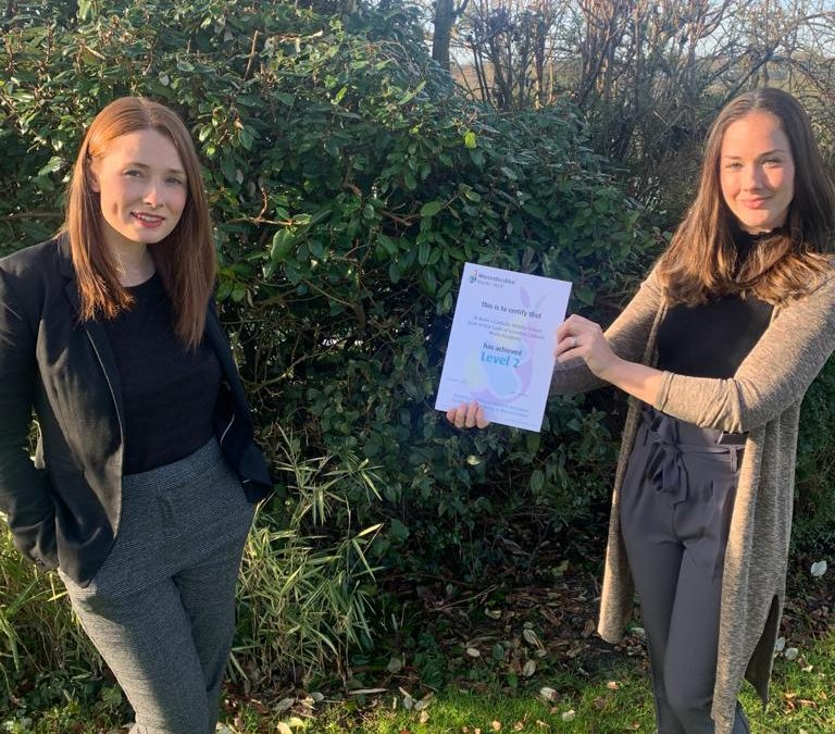 Local school becomes first of its kind to achieve health and wellbeing accreditation