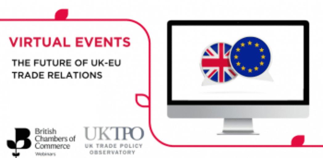 The Future of UK-EU Trade Relations webinar series