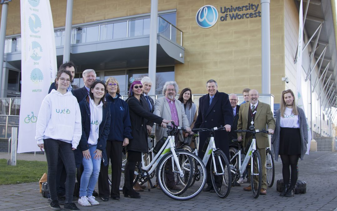 Local Cycling Scheme Recognised for Efforts to Improve Sustainability