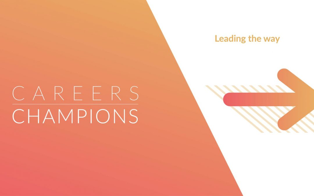 Chamber President named a 'Careers Champion'
