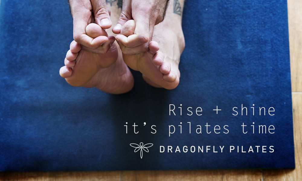 Dragonfly Pilates – Posture Perfect – Online Pilates in the Workplace.