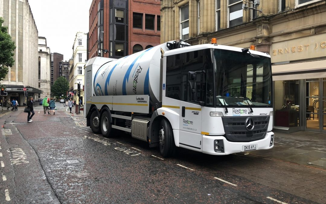 Refuse Collection Manufacturer Urges Local Authorities To 'Hit The Reset Button' In A Bid To Help UK Reach Net Zero