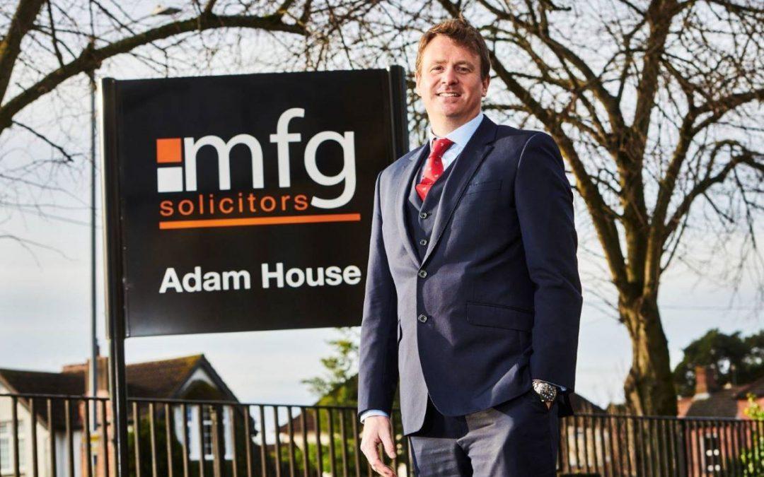 mfg appoint new partner Giles Scott