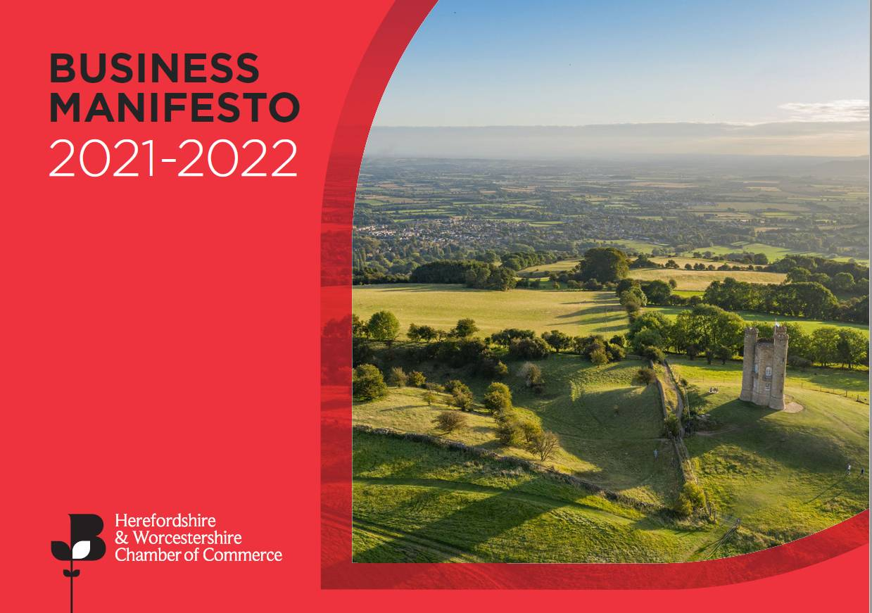 Business Manifesto 2019 Front Cover