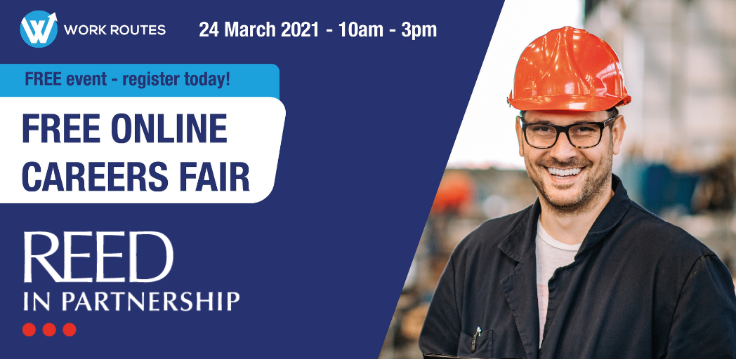Free Virtual Careers Fair for Herefordshire employers and jobseekers