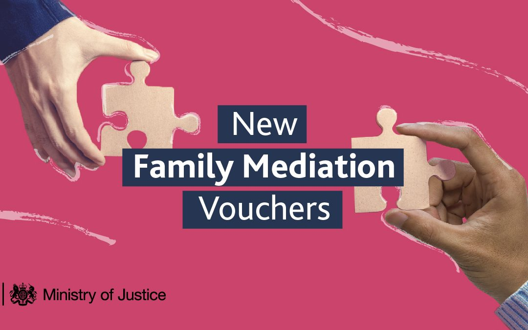 Family Mediators Welcome Government Voucher Scheme
