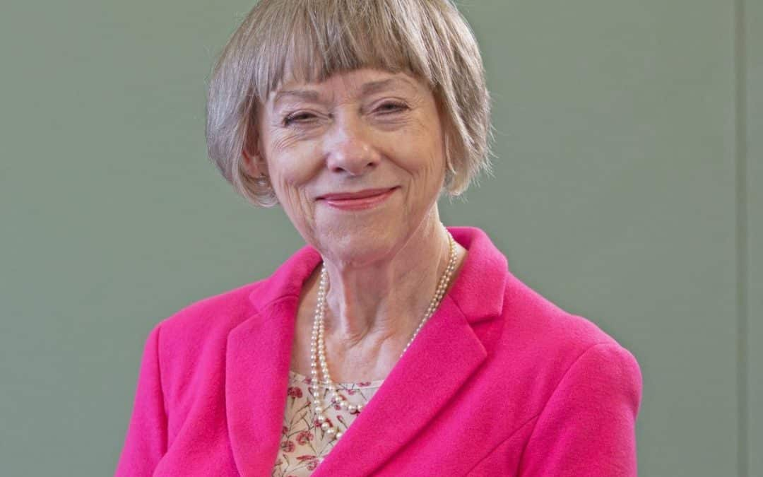 Hospice welcomes new Chair of Governors