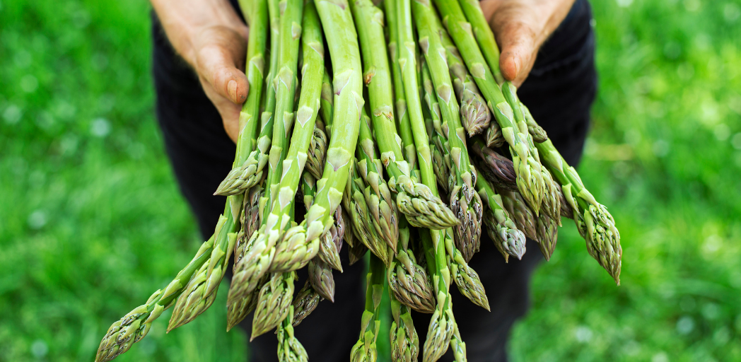 National Asparagus Day 2021 #ShopLocal