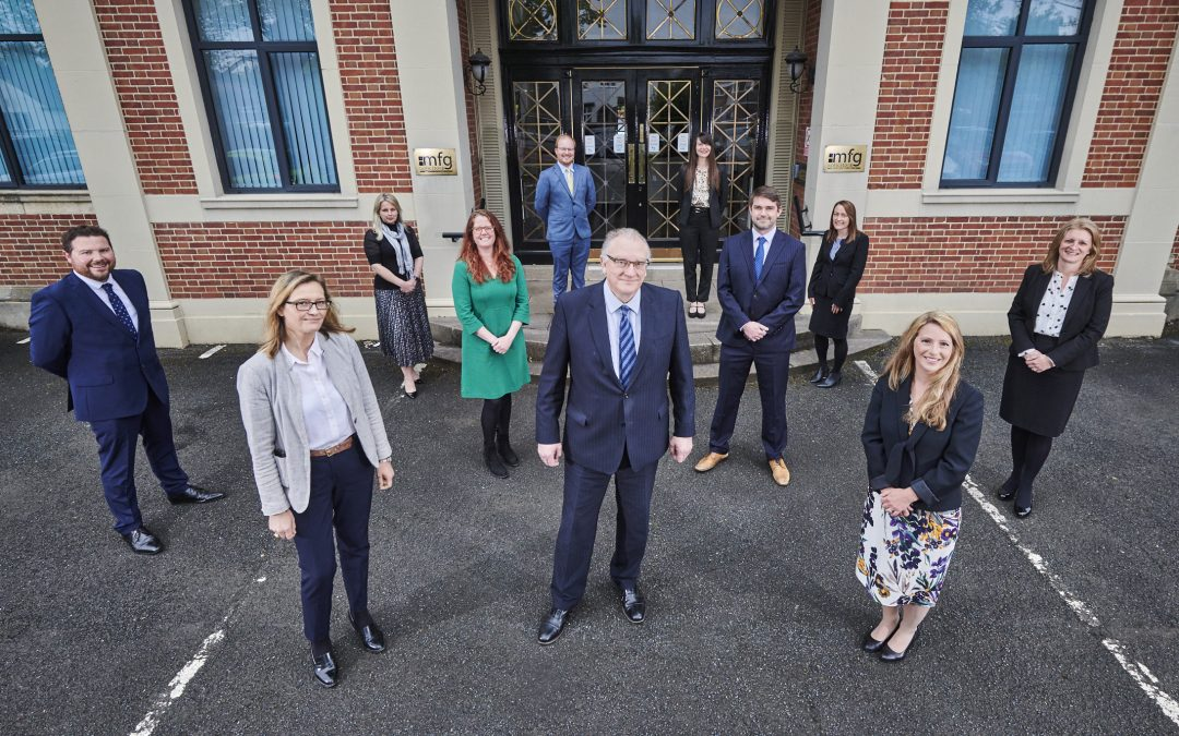 MFG Solicitors announces ten partner and associate promotions