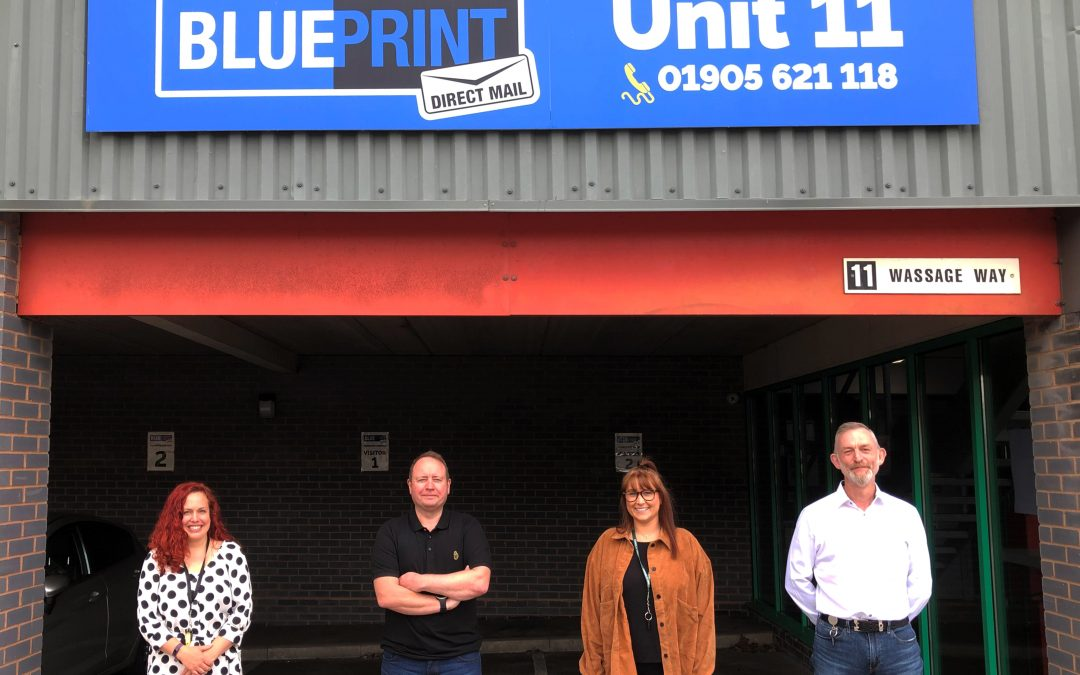 Blue Print Welcomes 4 New Recruits
